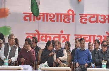 mamata banerjee sharad yadav lok sabha elections 2019