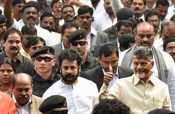 n chandrababu naidu lok sabha elections 2019