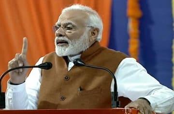 narendra modi lok sabha elections 2019