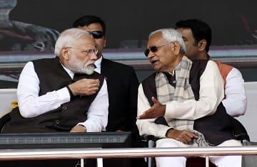 narendra modi nitish kumar lok sabha elections 2019