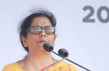 nirmala sitharaman lok sabha elections 2019