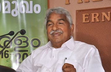 oommen chandy lok sabha elections 2019