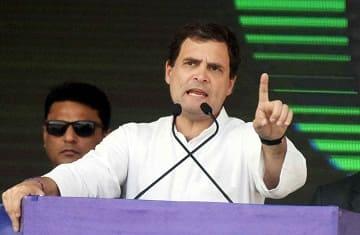 rahul gandhi lok sabha election 2019