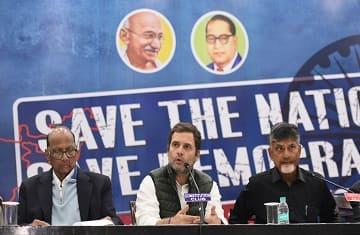 rahul gandhi sharad pawar lok sabha elections 2019