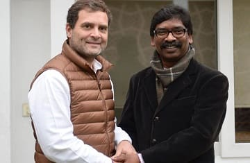 rahul hemant soren lok sabha elections 2019