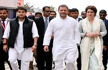 rahul priyanka lok sabha elections 2019