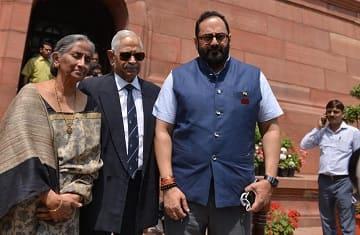 rajeev chandrasekhar lok sabha elections 2019