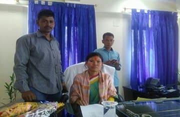 santana chakma lok sabha elections 2019