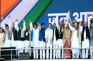 sharad yadav jitan ram manjhi lok sabha elections 2019