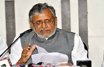 sushil kumar modi lok sabha elections 2019