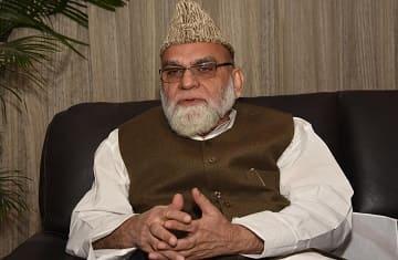syed ahmed bukhari lok sabha elections 2019