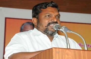 thol thirumavalavan lok sabha elections 2019