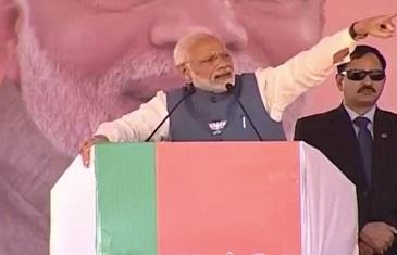 Modi BJP Lok Sabha Elections 2019