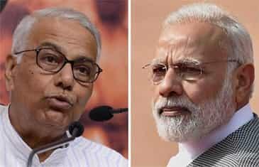 Yashwant Sinha Lok Sabha Elections 2019