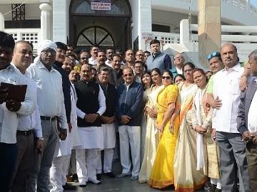 Ashok Chavan Prithviraj Chavan Lok Sabha Elections 2019