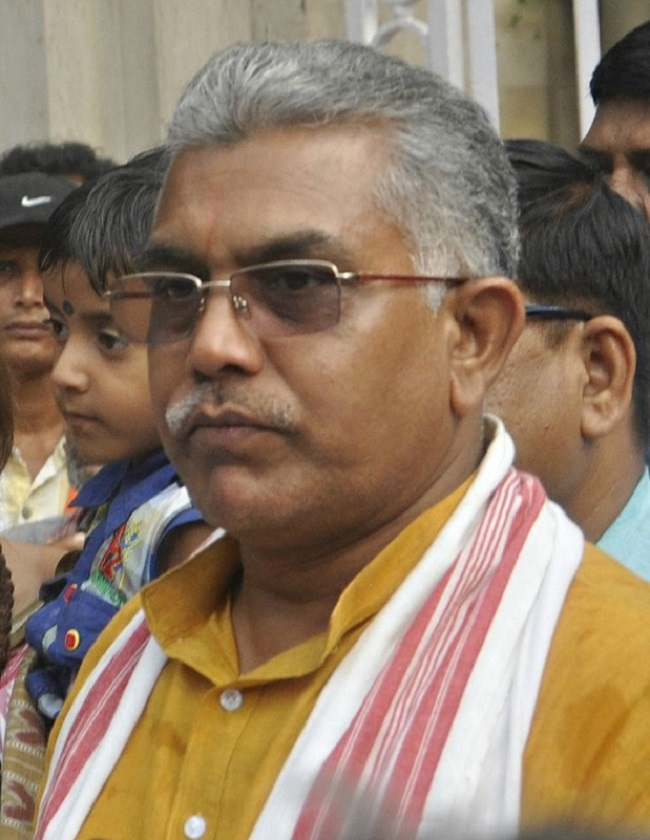 Dilip Ghosh lok sabha elections 2019