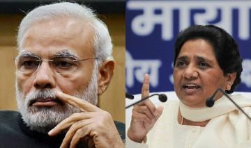 Modi Mayawati Lok Sabha Election 2019