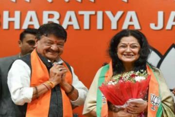 Moushumi Chatterjee BJP Lok Sabha Elections 2019