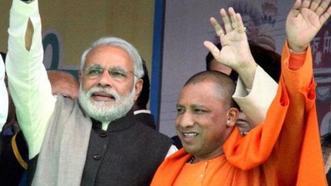 Narendra Modi Yogi Adityanath Lok Sabha Elections 2019