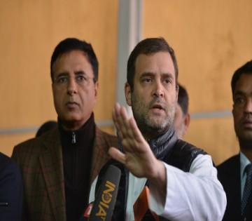 Rahul Gandhi Congress Lok Sabha Elections 2019