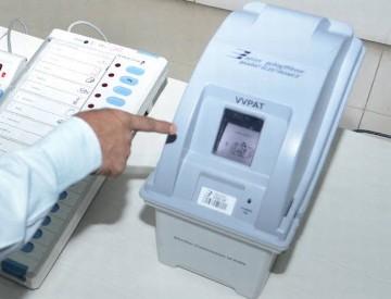 VVPAT Lok Sabha elections 2019