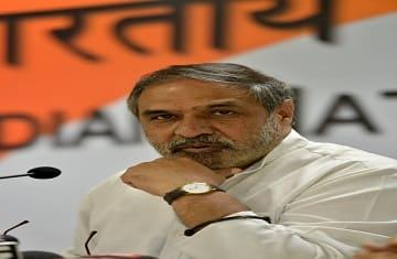 anand sharma lok sabha elections 2019