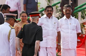 edappadi k palaniswami o panneerselvam lok sabha elections 2019