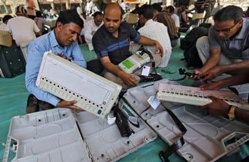 haryana maharashtra jharkhand lok sabha elections 2019