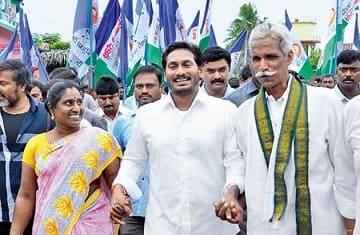 jagan reddy lok sabha elections 2019