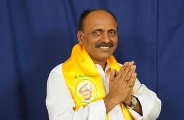 mallikarjuna reddy lok sabha election 2019