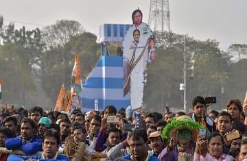 mamata rally lok sabha elections 2019