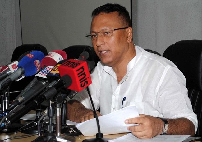 pradyut bordoloi lok sabha elections 2019