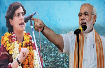 priyanka vs narendra modi varanasi lok sabha elections 2019
