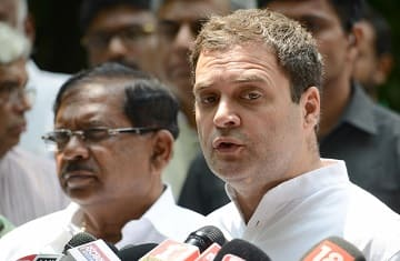 rahul gandhi lok sabha elections 2019