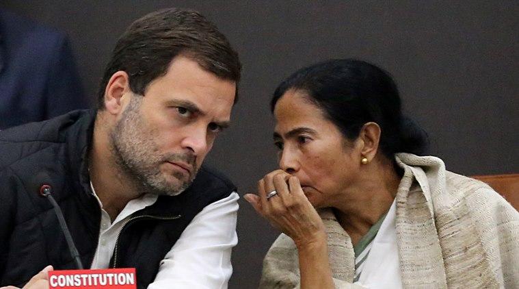 rahul gandhi mamata lok sabha elections 2019