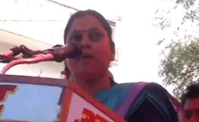 sadhana sIngh lok sabha elections 2019