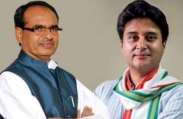 shivrajsingh jyotiradiascindi lok sabha elections 2019