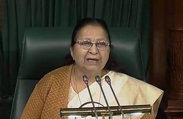 sumitra mahajan lok sabha elections 2019