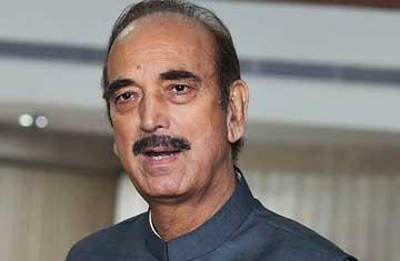 Lok Sabha Elections 2019 Gulam Nabi