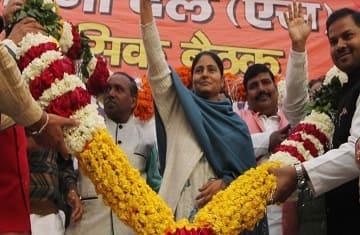 anupriya patel lok sabha elections 2019