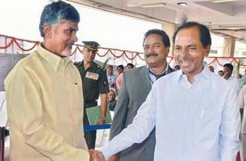 chandrasekhar chandrababu lok sabha elections 2019