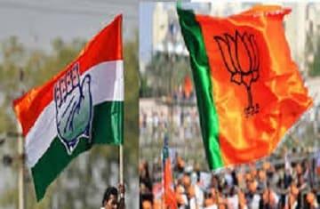congress bjp lok sabha elections 2019