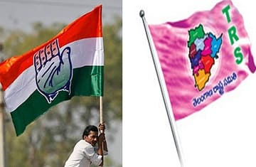 congress trs lok sabha elections 2019