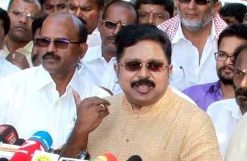 dhinakaran lok sabha elections 2019