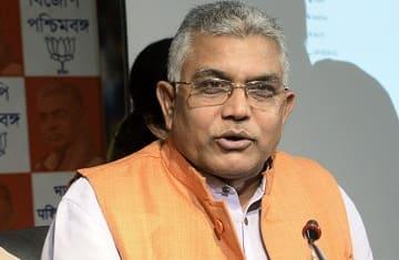 dilip ghosh lok sabha elections 2019