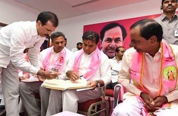 k t rama rao lok sabha elections 2019