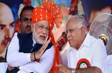 modi yeddyurappa lok sabha elections 2019