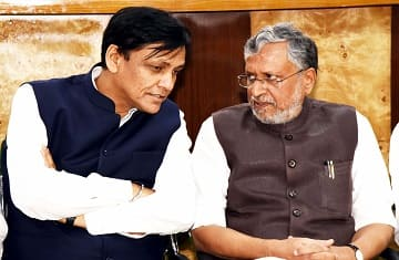nityanand rai sushil kumar modi lok sabha elections 2019