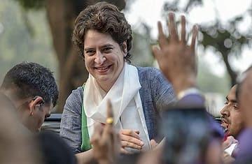 priyanka gandhi lok sabha election 2019