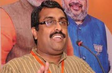 ram madhav lok sabha elections 2019